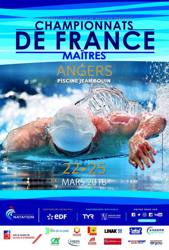 Illustration Championnats de France Hiver à Angers