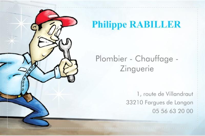 Philippe RABILLER FARGUES DE LANGON