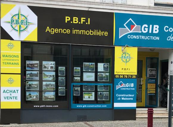 PBFI Agence Immobilière Sud Gironde LANGON