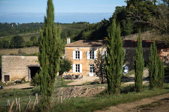 Chateau Chatard SAINT GERMAIN DE GRAVE