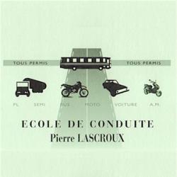 Pierre LASCROUX - Ecole de Conduite LANGON
