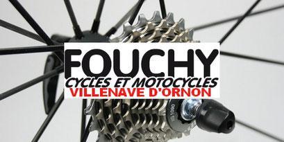 CYCLES FOUCHY VILLENAVE D'ORNON