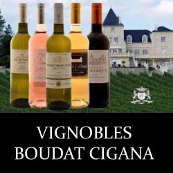 Vignobles Boudat Cigana MOURENS