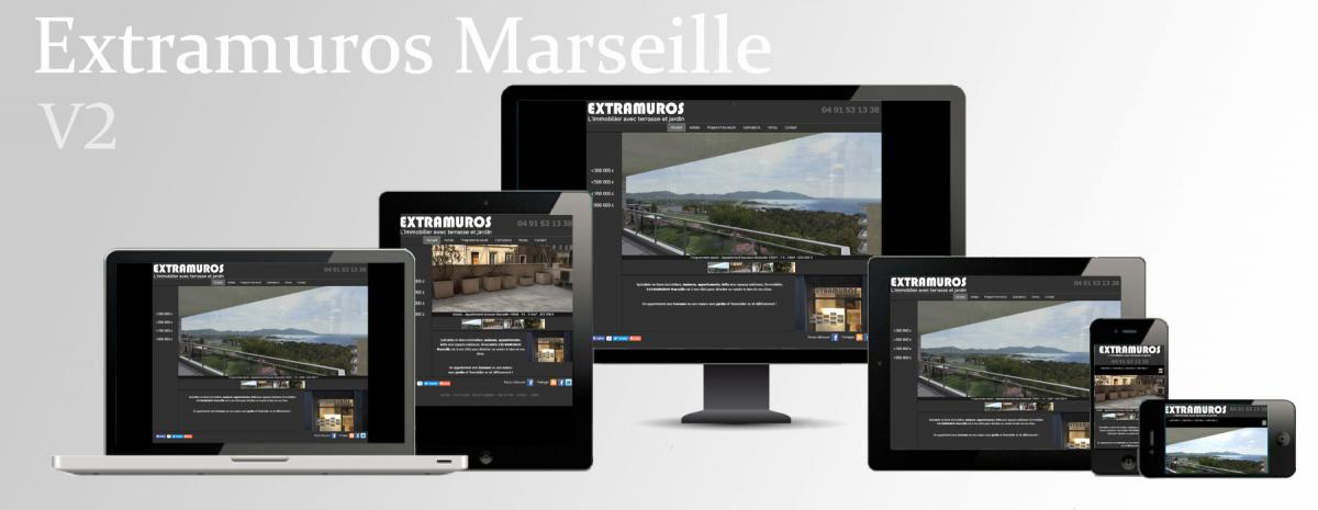 Extra Muros Agence immobilier Marseille
