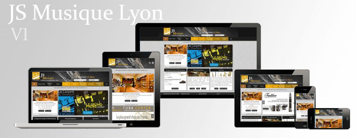 JS Musique Lyon