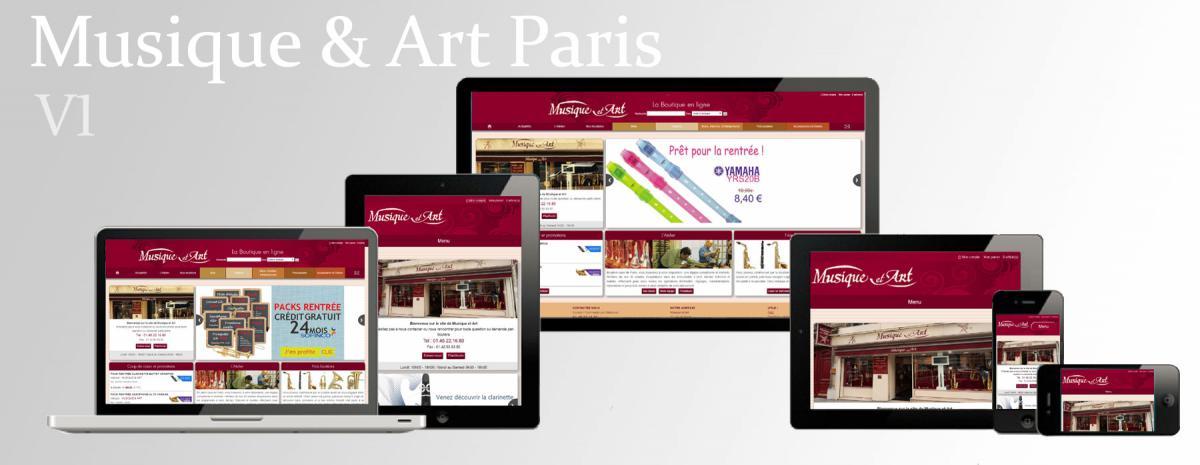 Musique et Art Paris