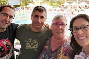 nos 4 nageurs