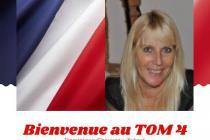 Dominique Chauveau-Zebert - Nageuse