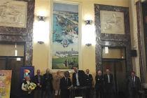 Réception à la mairie de Dunkerque