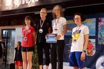 Anne-Christine championne de France200 dos