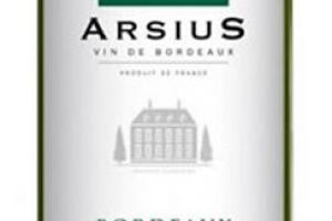 Cuvée Arsius blanc sec UG Bordeaux